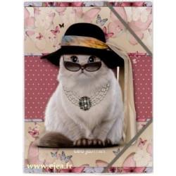 Teo Jasmin Chemise Chat lady