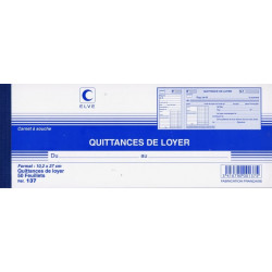 Quittances de loyer ELVE