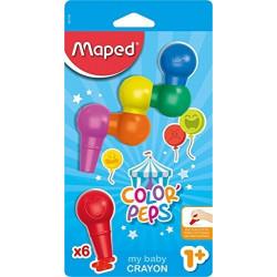 Baby crayons de cire Maped...
