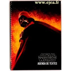 Cahier de textes Star Wars...