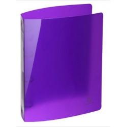 Classeur souple Iderama violet