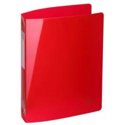 Classeur souple Iderama Rouge