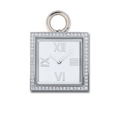 Charms&Charms Pendule carrée