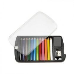 Mini set de crayons de...
