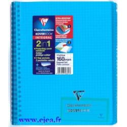 Cahier Kover Book bleu...