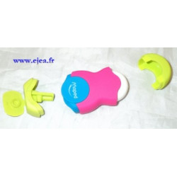 Taille-crayon gomme Loopy...