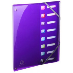 Chemise trieur Iderama Violet