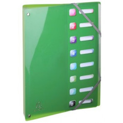 Chemise trieur Iderama Vert