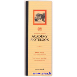 Carnet Academy Notebook...