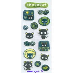 Stickers Chococat