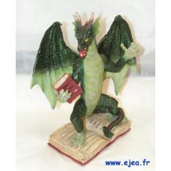 Statuette Dragon sur...