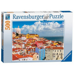 Puzzle Lisbonne 500 pièces...