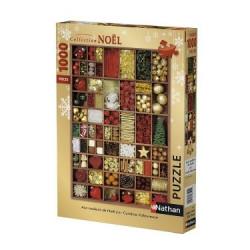 Puzzle Aux Couleurs de Noël...