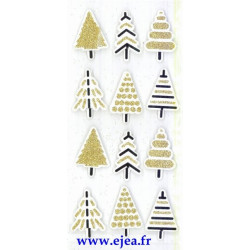 Stickers Toppers Noël...