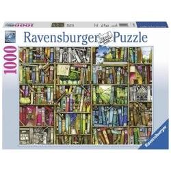 Puzzle Bibliothèque magique...