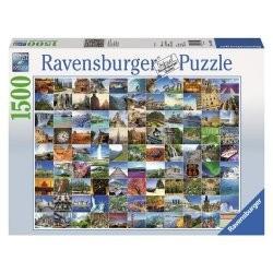 Puzzle Les 99 plus beaux...