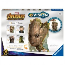 Puzzle 4S Vision Groot...