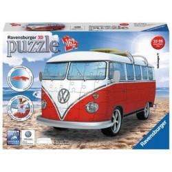 Puzzle 3D Combi Volkswagen...