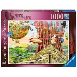 Puzzle Maison Volante 1000...