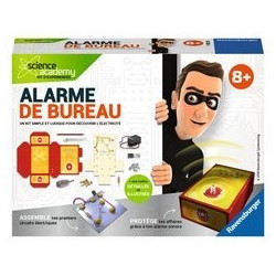 Science Academy Alarme de...