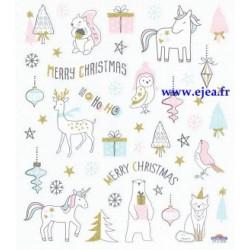 Stickers Classy Noël...