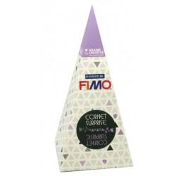 Cornet Surprise Fimo n°1...