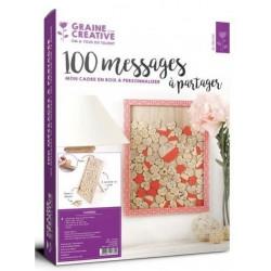 Mon cadre 100 messages à...