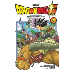 Dragon Ball Super Tome 6...