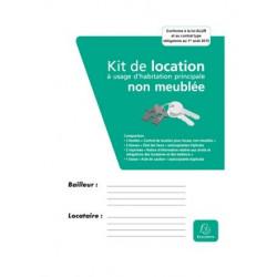 Kit de location non meublé