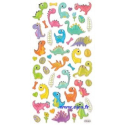 Stickers TWEENY Petits Dinos