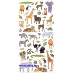 Stickers TWEENY Animaux...