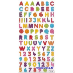 Stickers TWEENY Alphabet...