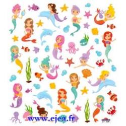 Stickers Classy Sirènes