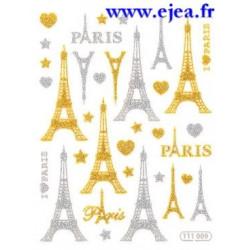 Stickers Mini Classy Paris...