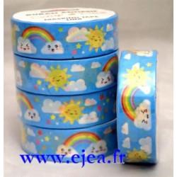 Masking tape Météo