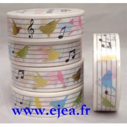 Masking tape Musique et...