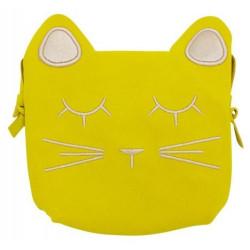 Petit sac tête de chat...