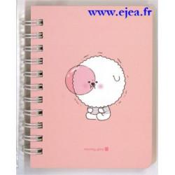 Bonjour Bichon petit carnet...