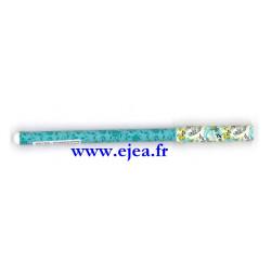 Stylo bille Sakura Bleu