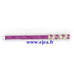 Stylo bille Sakura Violet