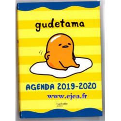 Agenda scolaire Gudetama...