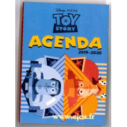 Agenda scolaire Toy Story...