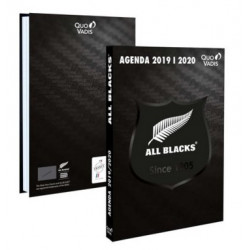 Agenda scolaire All Blacks...