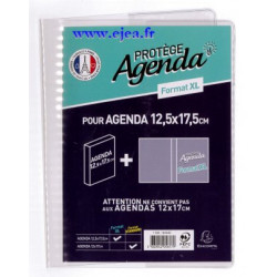 Protège-agenda XL