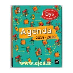 Agenda scolaire élève DYS...