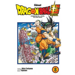 Dragon Ball Super Tome 8...