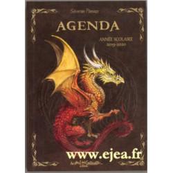 Agenda scolaire Dragons...