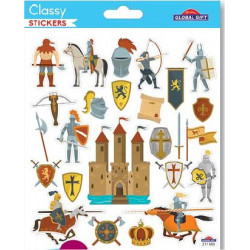 Stickers Classy Chevaliers