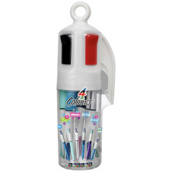 Big Box Bic 4 Couleurs Family
