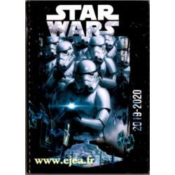 Agenda scolaire Star Wars...